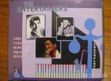 The Entertainers na 3cd.