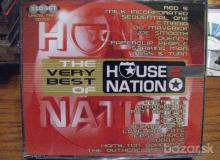 3CD  House Nation - The Very Best