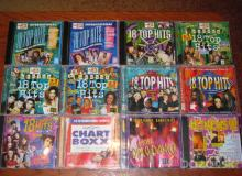 12xCD - 18 Top hits