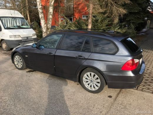 BMW Rad 3 Touring 320 d