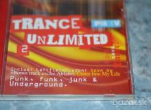 CD TRANCE UNLIMITED 2