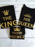 king+quee+their prince