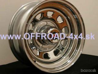 OFFROAD DISKY NISSAN 6x139,7