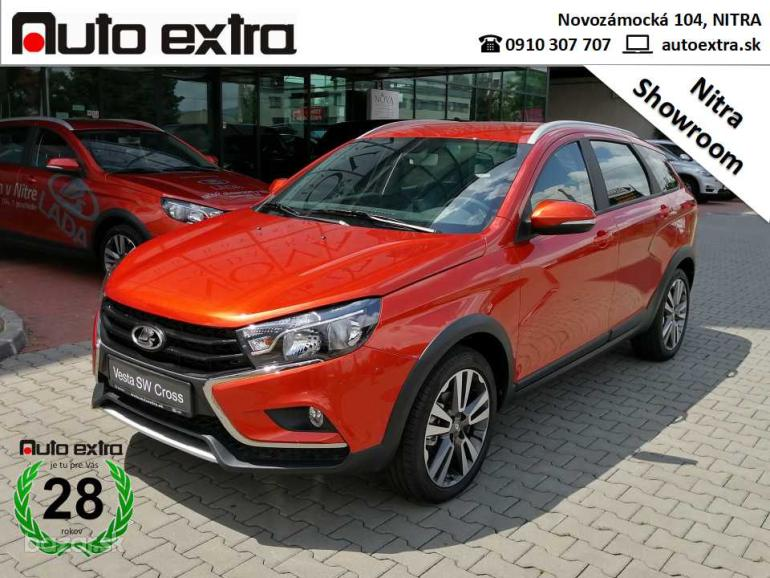 Lada Vesta SW Cross 1.6 16V MPI Ice