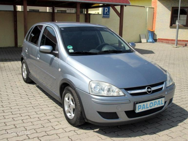 Opel Corsa 1.2 16V Cosmo, 59kW, M5, 5d.