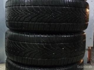 Zimné Pneu = 225/55 R17 = Semperit = 2ks