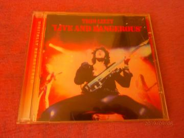 THIN LIZZY-LIVE AND DANGEROUS