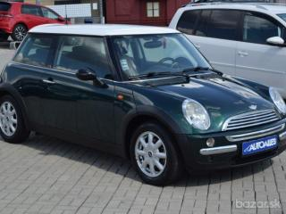 Mini One 1,6 i 16V+ LPG  66 kW DELUXE