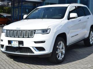 Jeep Grand Cherokee 3,0 CRD  184 kW SUMMIT