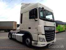 DAF XF 460 FT Low deck Space Cab