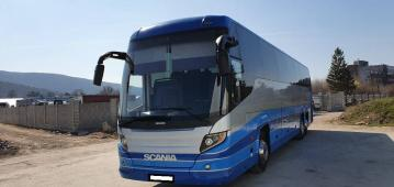 Scania TOURING HD 58+1+1