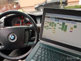 Autodiagnostika BMW / MINI / Rolls 2020 EN-CZ