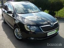 Škoda Superb Combi 2.0 TDI CR 140k Family DSG