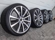 BROCK ALLOY WHEELS  8,5J / 9,5J