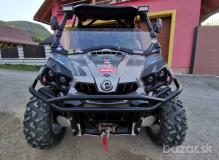 Can-Am Can Am Commander 1000 Limited Fox vzduch podvozok