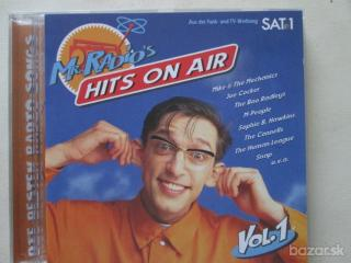 Mr. RADIO´s - HITS ON AIR vol. 1. (CD 1995)