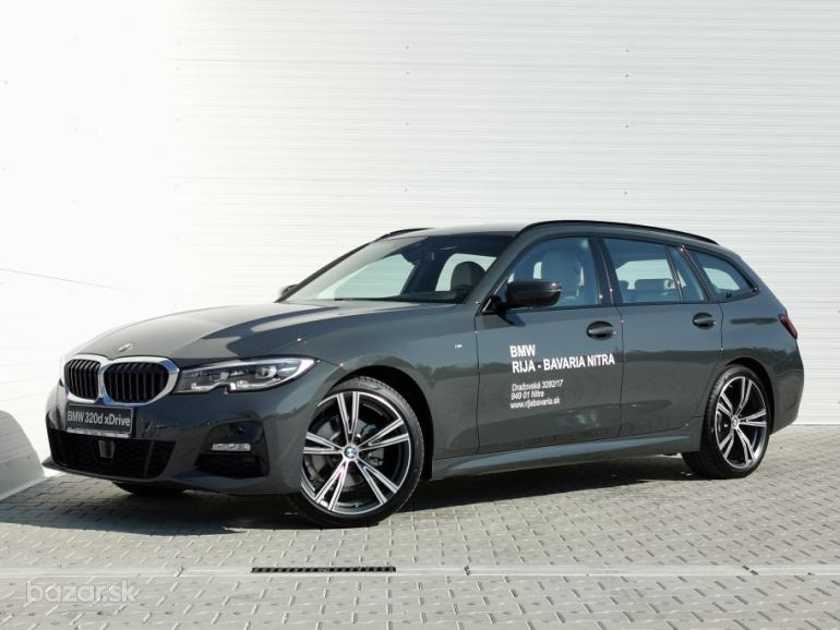 BMW Rad 3 Touring 320d xDrive MSport
