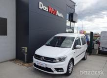 VW Caddy 4 Trendline 1,4L TSI