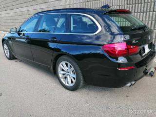 BMW Rad 5 Touring