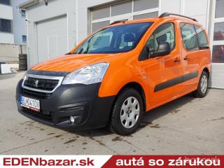 Peugeot Partner Tepee Active 1,6 HDi 55kW