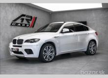BMW X6 X6M Akrapovic, ventilace, soft