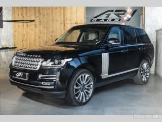 Land Rover Range Rover Autobiography Supercharger V8
