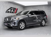 Mercedes-Benz GLS 450 4matic, LED, asistenty  OV