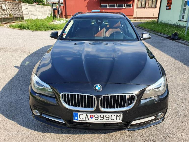 BMW Rad 5 Touring 530d xDrive