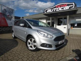Ford S-MAX 2, 0 TDCi, model 2017, Navigace, Ford servis  Business