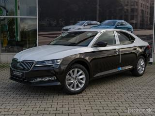 Škoda Superb 2.0 TDI 4x4