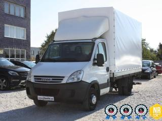 Iveco Daily 50C18, M6,2d. Plachta s čelom
