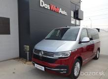VW Multivan T6.1 Highline 2,0 TDI 4M 7-DSG