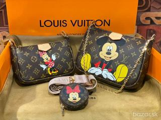 Louis Vuitton Disney Mickey Multi Pochette M446