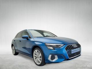 Audi A3 SB advanced 35 TFSI STR