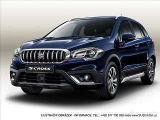 Suzuki S-Cross 1, 4   Premium AT AllGrip Hybrid