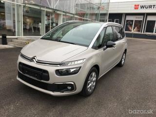 Citroën C4 Grand Spacetourer BlueHDi 130 E6.2 Feel
