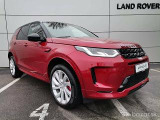 Land Rover Discovery Sport 2.0D TD4 R-Dynamic S AWD A/T