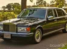 Rolls Royce Silver Spur 1998    TOURING LIMOUSINE LHD WITH DIVISION