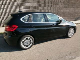 BMW Rad 2 Active Tourer 2   216d Luxury Line
