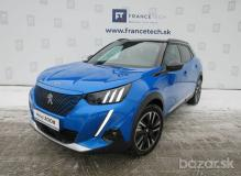 Peugeot 2008 e- NEW GT Electric 136k 50 kWh