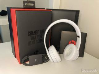 Apple Beats by Dr. Dre Solo3 Wireless (Gloss White)