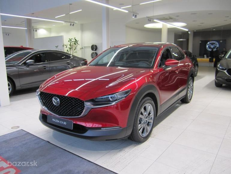 Mazda CX-30 Skyactiv-G122 AT Plus