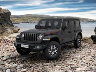 Jeep Wrangler Unlimited 2.0T RUBICON