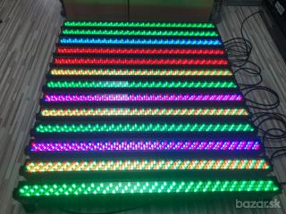 Stairville LED BAR / 252 RGB LEDs / DMX / TOP Stav