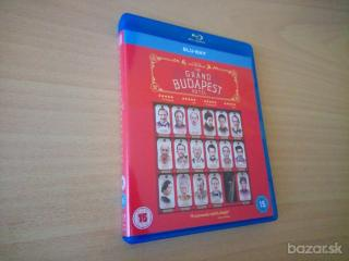 Blu-ray The Grand Budapest Hotel (2014)