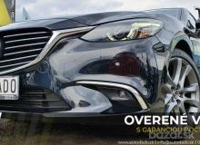 Mazda 6 Combi (Wagon) ⭐4x4⭐129kW AT+F1 Exceed AWD⭐Head-Up⭐FULL⭐Garancia KM⭐Overené vozidlo⭐