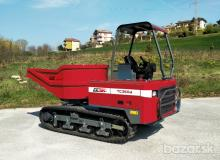 Dumper DCSK profi tech TC350d ALL TERRAIN LINE
