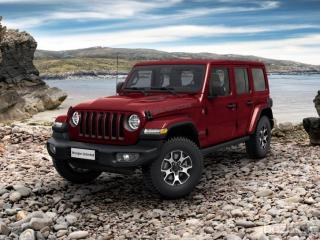 Jeep Wrangler Unlimited 2.0T 270K RUBICON