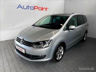 Volkswagen Sharan 2, 0   TDi 130KW Highline