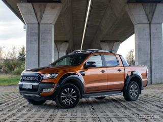 Ford Ranger 3.2 TDCi DoubleCab 4x4 WildTrak Plus A6